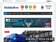 Miniaturka domeny www.klodzko24.eu