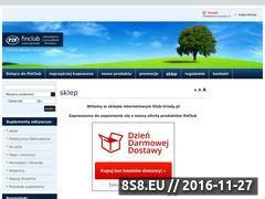 Miniaturka domeny www.klub-urody.pl
