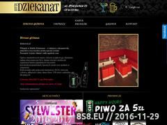 Miniaturka domeny www.klubdziekanat.pl
