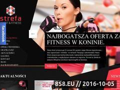 Miniaturka Siłownia Konin, fitness - Zumba w Klubie Strefa (klubstrefa.com)