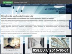 Miniaturka domeny kmg-klimatechnik.pl