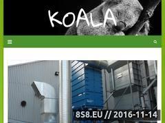 Miniaturka domeny www.koala.edu.pl