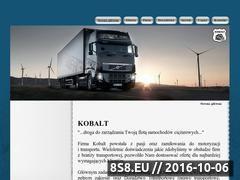 Miniaturka domeny kobalt.waw.pl