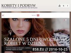 Miniaturka domeny www.kobietyipodryw.pl