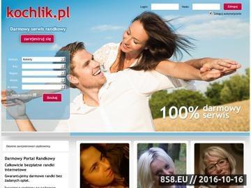 Zrzut strony Twoje darmowe randki internetowe - online