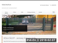 Miniaturka kolasklep.pl (Zestawy kołowe)