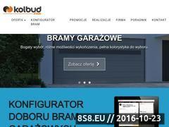 Miniaturka domeny www.kolbuddom.pl