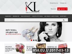 Miniaturka domeny www.kolczykarnia.pl
