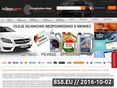 Miniaturka domeny kolegaberlin.pl