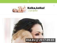 Miniaturka kolka-niemowleca.pl (Kolka niemowlęca)