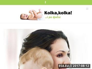 Zrzut strony Kolka niemowlęca