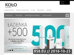 Miniaturka domeny kolo.com.pl