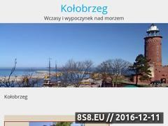 Miniaturka domeny www.kolobrzeg.afr.pl