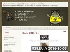 Miniaturka domeny kolochem.p.lodz.pl