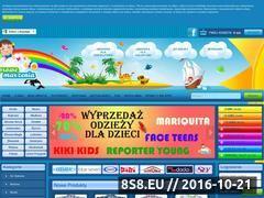 Miniaturka domeny www.kolorowemarzenia.pl