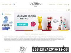 Miniaturka domeny koloroweskarpetki.pl
