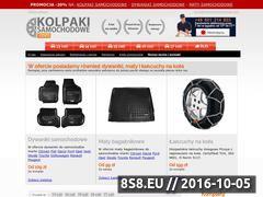 Miniaturka domeny kolpakisamochodowe.com