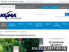 Miniaturka domeny koma.lux.pl