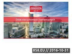 Miniaturka domeny www.komercja.emmerson.pl