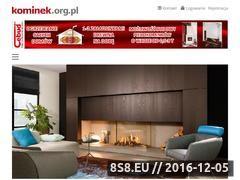 Miniaturka domeny www.kominek.org.pl