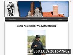 Miniaturka domeny kominiarz-myslenice.pl