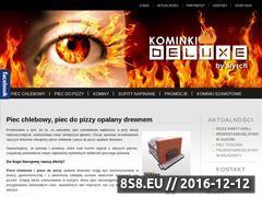 Miniaturka domeny kominki-deluxe.pl