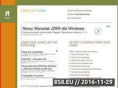 Miniaturka domeny komis-24.pl