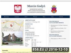 Miniaturka domeny www.komornik12.pl