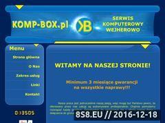 Miniaturka domeny komp-box.pl