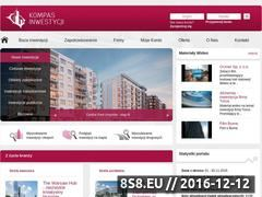 Miniaturka domeny www.kompasinwestycji.pl