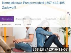 Miniaturka domeny kompleksowe-przeprowadzki.pl