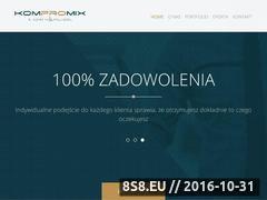 Miniaturka domeny kompromix.pl