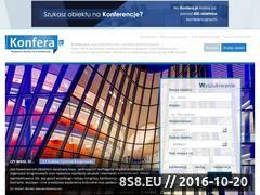 Miniaturka domeny www.konfera.pl