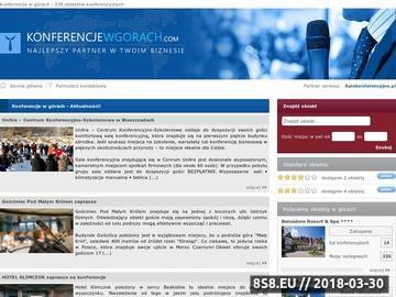 Zrzut strony Konferencja w Pieninach