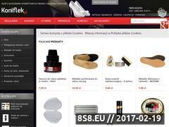 Miniaturka domeny koniflek.pl