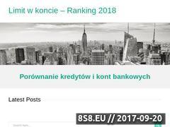 Miniaturka domeny www.kontakredyty.pl