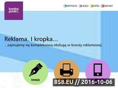 Miniaturka domeny www.kontrapunkt.com.pl