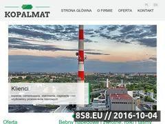 Miniaturka domeny kopalmat.pl