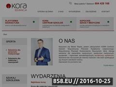 Miniaturka domeny kora.edu.pl