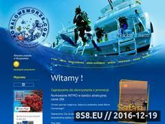 Miniaturka domeny www.koralowemorze.com