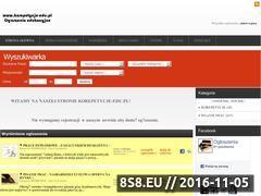 Miniaturka domeny www.korepetycje-edu.pl