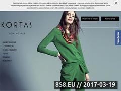 Miniaturka domeny www.kortas.pl