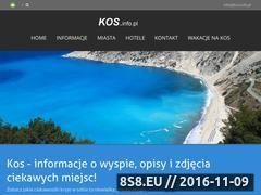 Miniaturka domeny kos.info.pl