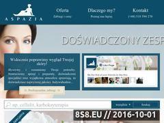 Miniaturka domeny www.kosmetyka.poznan.pl