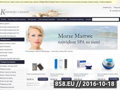 Miniaturka domeny kosmetyki-morzemartwe.pl