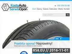 Miniaturka domeny kostaauto.pl