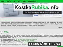 Miniaturka domeny kostkarubika.info