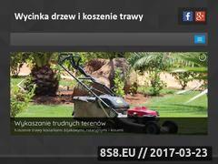 Miniaturka domeny koszenie-bielsko.pl
