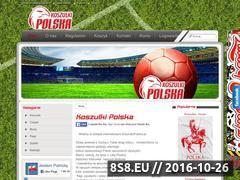 Miniaturka www.koszulkipolska.pl (Koszulki dla kibiców reprezentacji Polski)