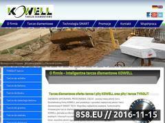 Miniaturka domeny www.kowell.pl